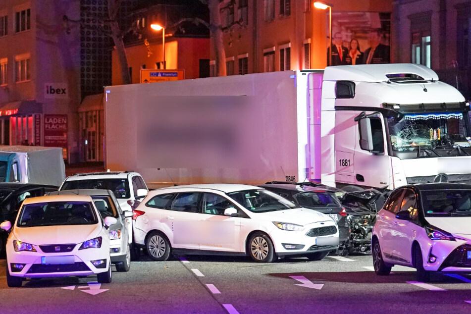 Bei dem Vorfall in Limburg wurden 18 Menschen verletzt.