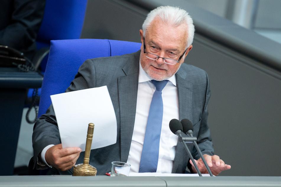 Wolfgang Kubicki (68, FDP), stellvertretender Bundestagspräsident.