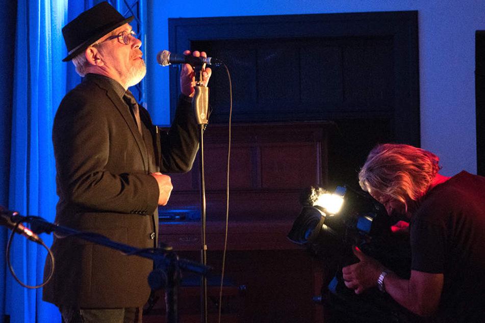 Olsenbanden-Mitglied Borge singt für Stellwerk-Anbau