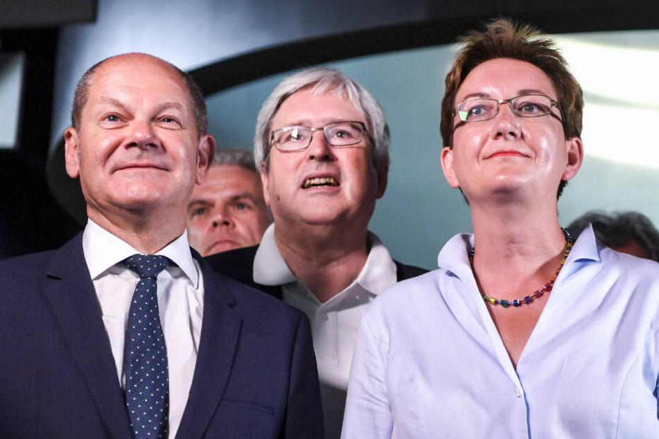 Live-Ticker zur Landtagswahl in Brandenburg: SPD gewinnt Wahl vor AfD