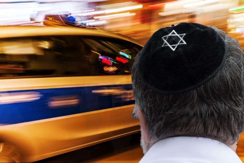 Jüdischer Professor angegriffen: Polizei verhaftet versehentlich das Opfer