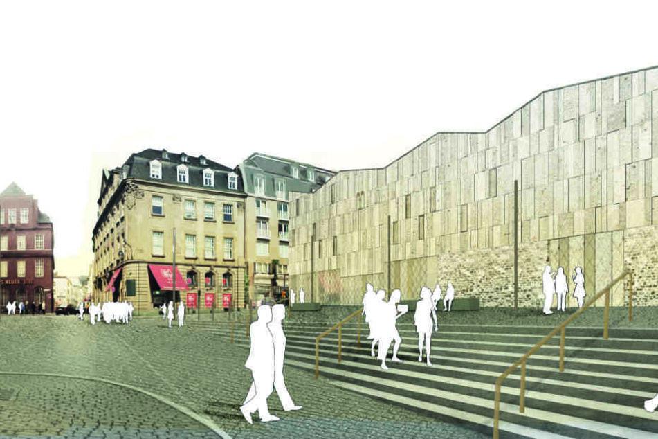 MiQua-Museum am Kölner Rathaus wird teurer und dauert noch länger