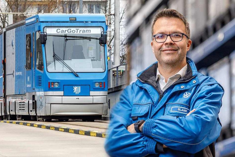 Cargo-Tram: Wunderwaffe gegen Diesel-Fahrverbote?