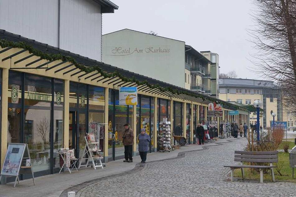 Das Bad Schlemaer Kurbad wird durch die Hochzeit nun zwangsläufig mit der Stadt Aue in Verbindung gebracht.