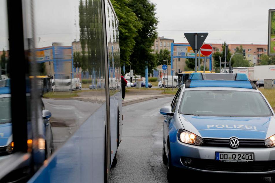 Pfefferspray-Attacke in Linienbus: Drei Verletzte