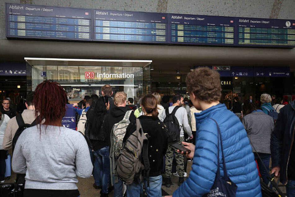 Reisende nach Belgien und in die Niederlande müssen wegen der Hitze mit Schwierigkeiten rechnen.