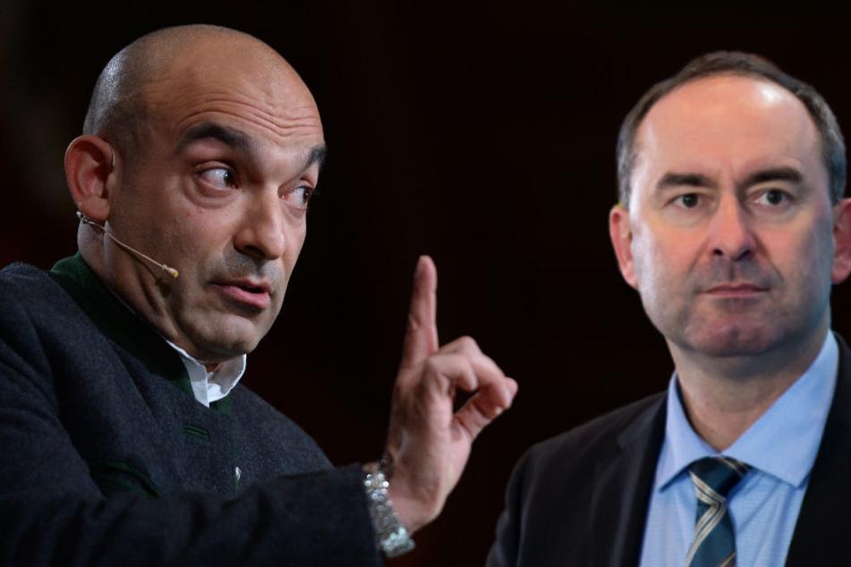 Django Asül hält Freie-Wähler-Chef Aiwanger für dankbares Opfer