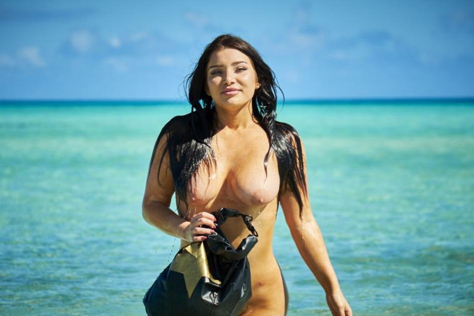 """Auch Ex-DSDS-Sternchen Melody Haase ist bei """"Adam sucht Eva"""" dabei."""