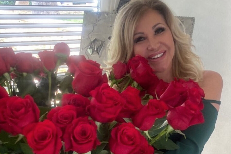 Sie sieht gerne rot: Carmen Geiss verrät Geheimnis