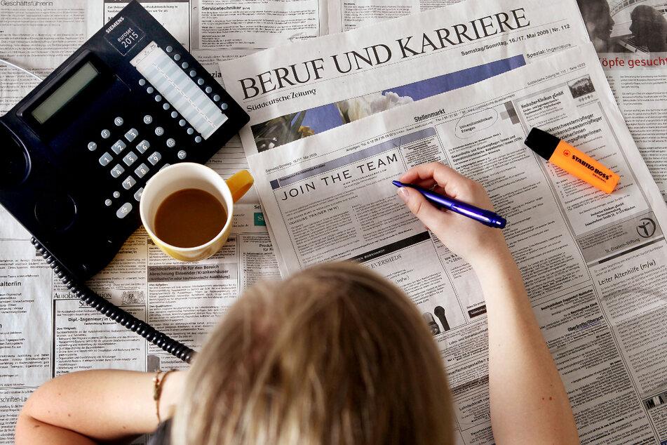 Firmen gehen auf Personalsuche: Gute Nachrichten vom Jobmarkt