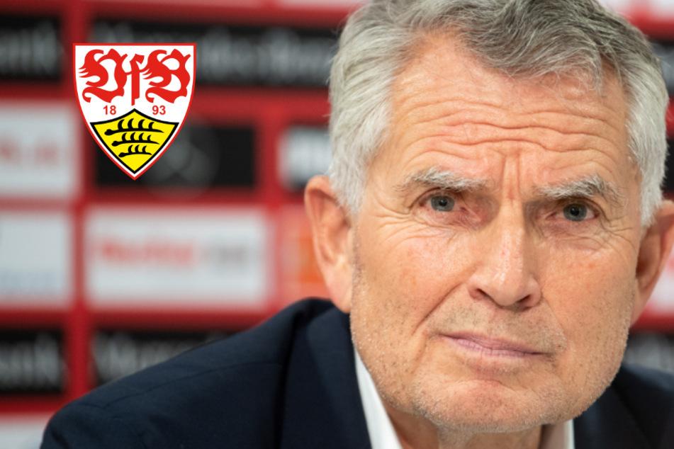 """Datenskandal beim VfB: Ex-Präsident Dietrich über Weitergabe """"nicht informiert"""""""