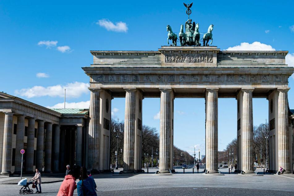 Wegen Corona: Berlin-Tourismus um mehr als die Hälfte eingebrochen