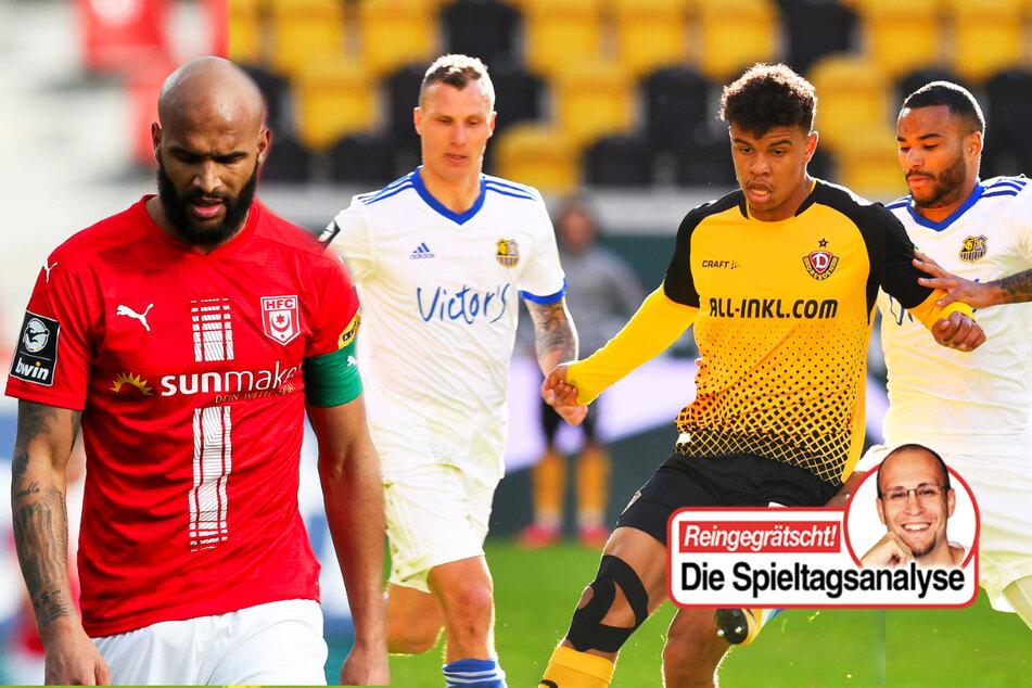 Dynamo vor nächstem Kracher, HFC in der Krise, Magdeburg wieder auf Kurs!