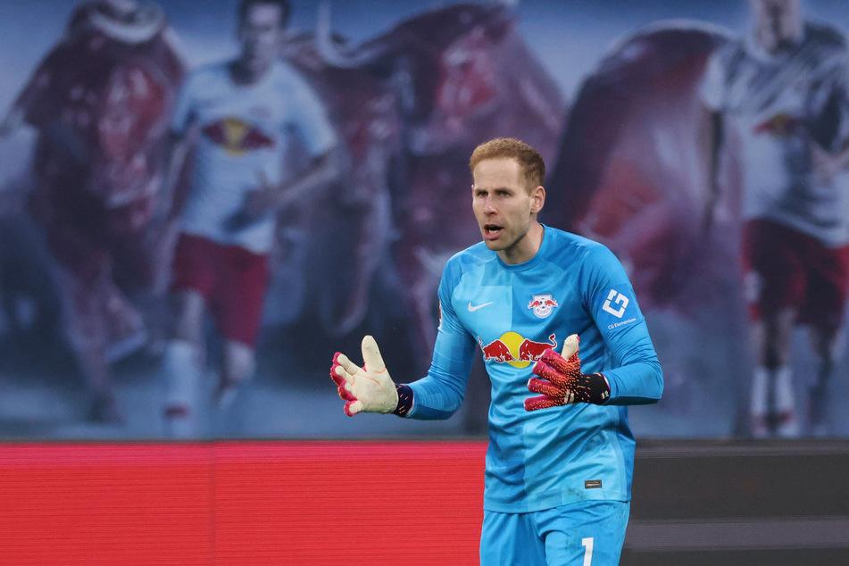 Leipzig-Torwart Gulacsi (31) beendet Saison vorzeitig.