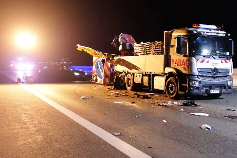 Auf der Autobahn 3 ist es in Bayern zu einem schweren Verkehrsunfall gekommen.