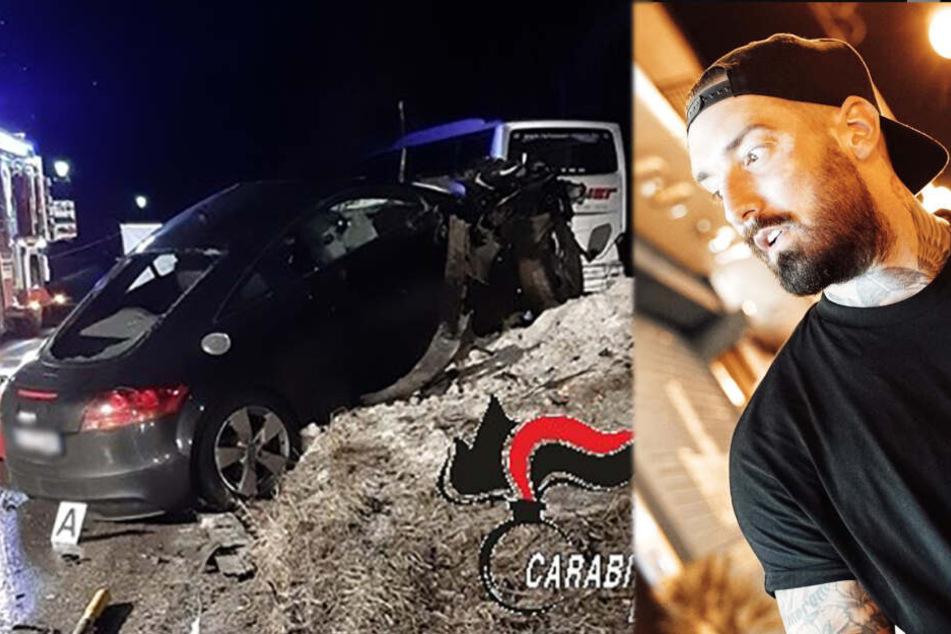 Unfall-Drama in Südtirol: Ex-BTN-Star Jan Leyk mit eindringlicher Botschaft