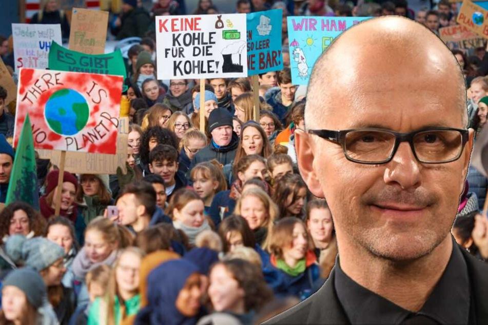 """""""Fridays for Future"""": Christoph Maria Herbst mit Lob und Kritik"""