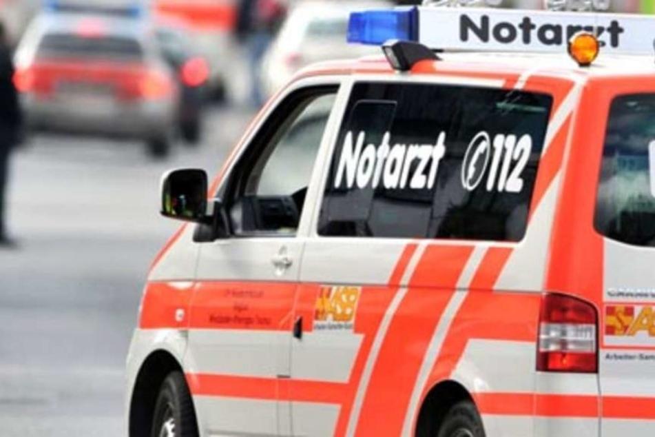 Thüringen: Kleinkind stürzt aus drittem Stock und landet auf Grill