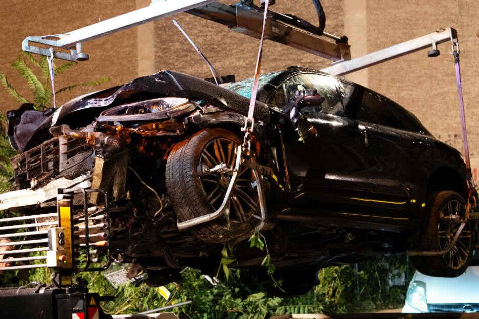 Bei dem Unfall sind vier Menschen ums Leben gekommen.
