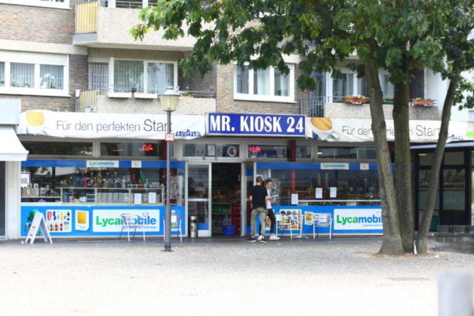 """Am """"Mr. Kisosk 24"""" kommt es immer wieder zu Ruhestörungen."""