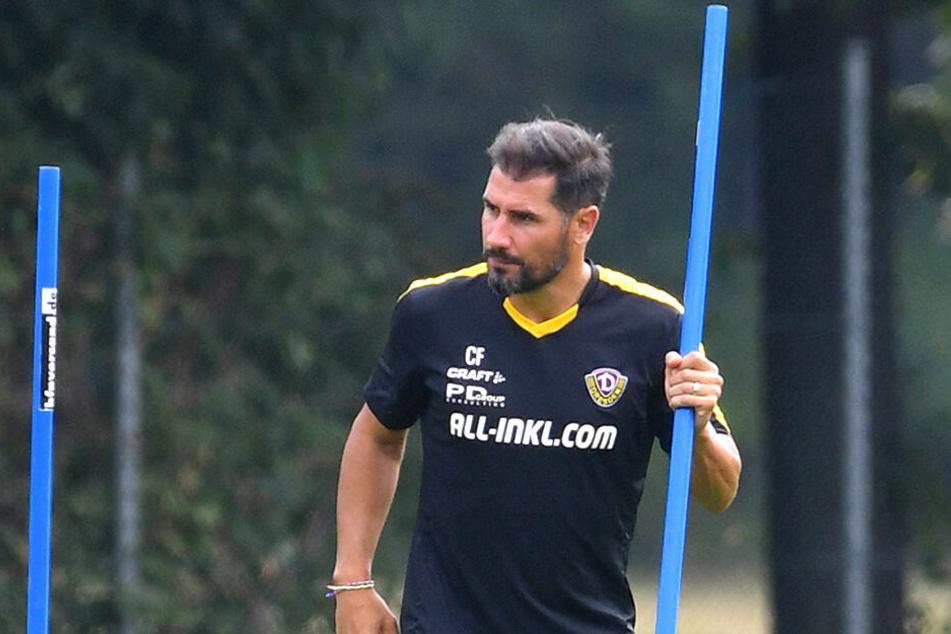 Coach Cristian Fiel warnt seine Dynamos davor, die Dassendorfer Jungs zu unterschätzen.
