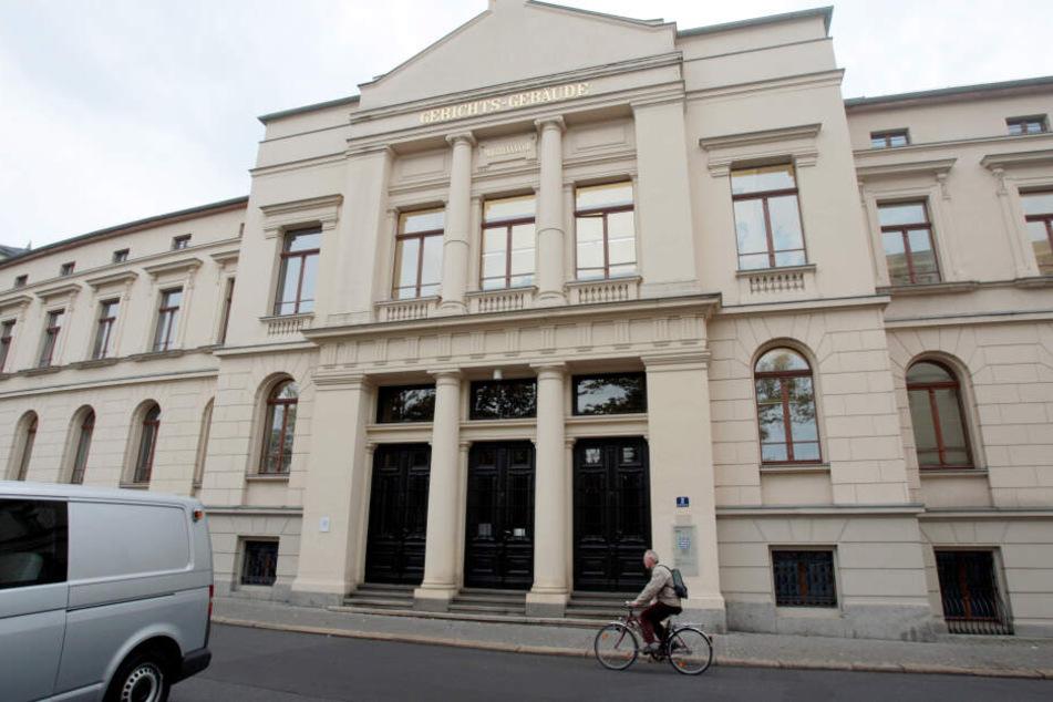 Im Landgericht in Gera wurde der Fall verhandelt.