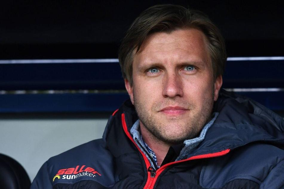 Markus Krösche ist als Sportvorstand beim 1. FC Nürnberg im Gespräch.