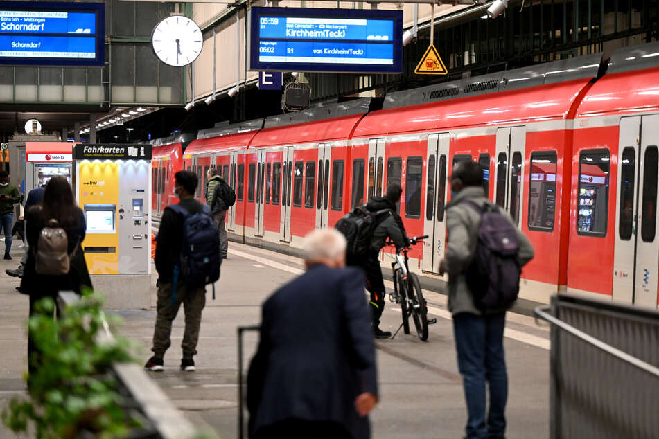 Bahnstreik in NRW sorgt erneut für zahlreiche Zugausfälle und Verspätungen