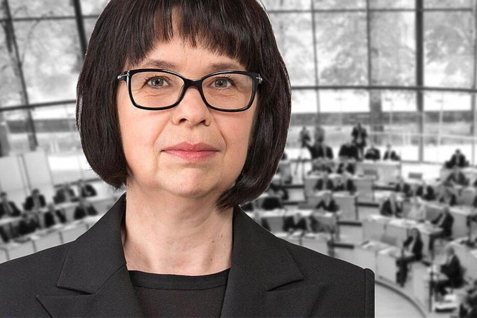 Kerstin Lauterbach (55, Linke).
