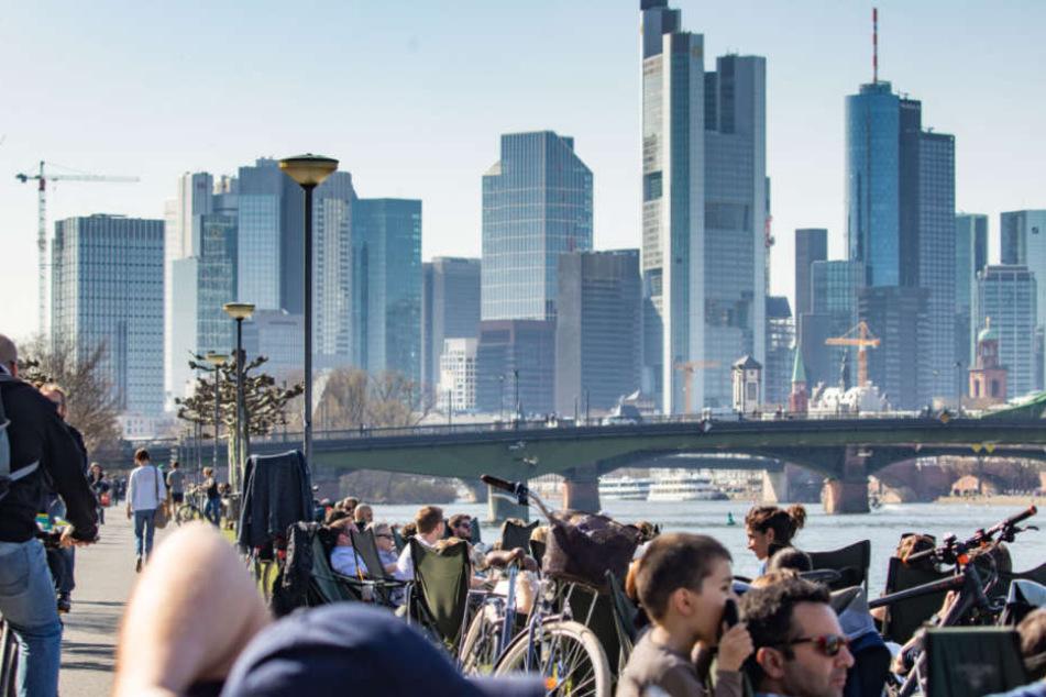 Besonders Frankfurt ist von den hohen Mieten betroffen.