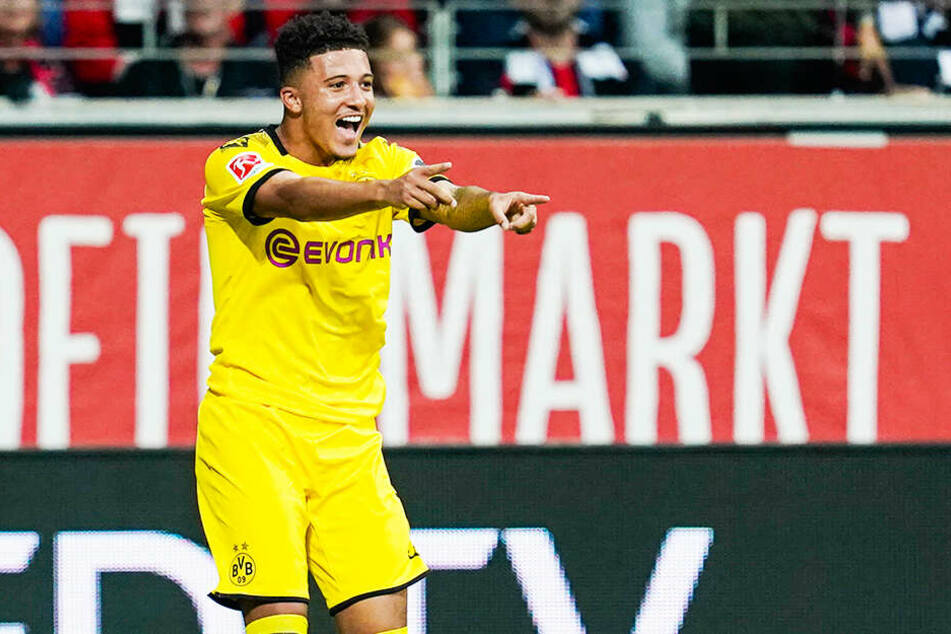 Sollte Jadon Sancho den BVB im kommenden Sommer für viel Geld verlassen, plane Dortmund, das eingenommene Geld in Kai Havertz zu investieren.