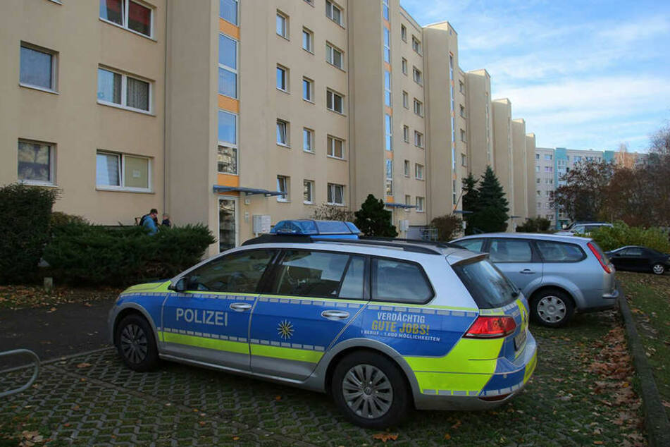 Die Polizei wurde von einer Rentnerin alarmiert.