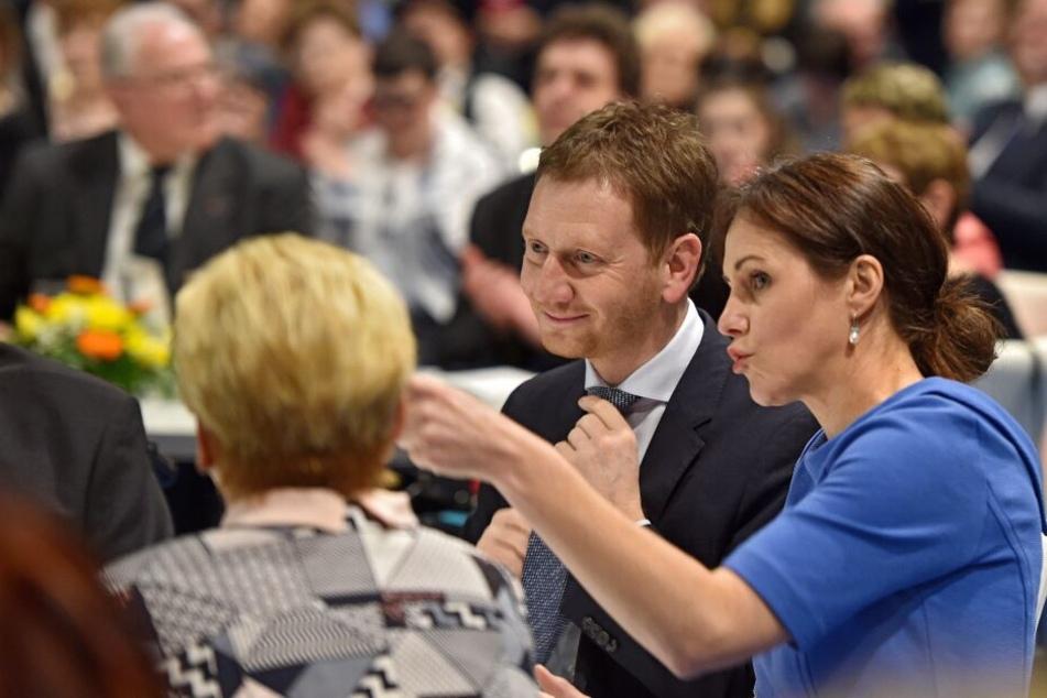 Sachsens First Lady regiert bald über ein eigenes Volk