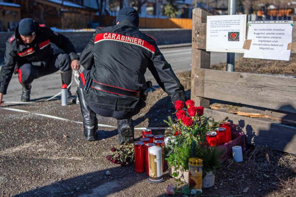 Drama in Südtirol mit 6 toten Deutschen: Unfallraser kommt in den Knast