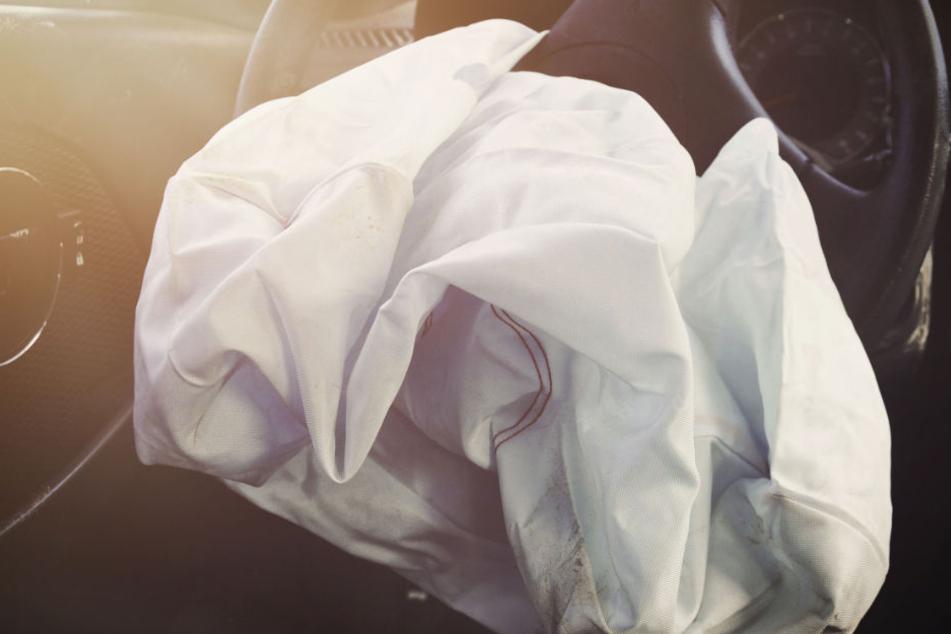 Warum löste der Airbag aus? (Symbolbild)