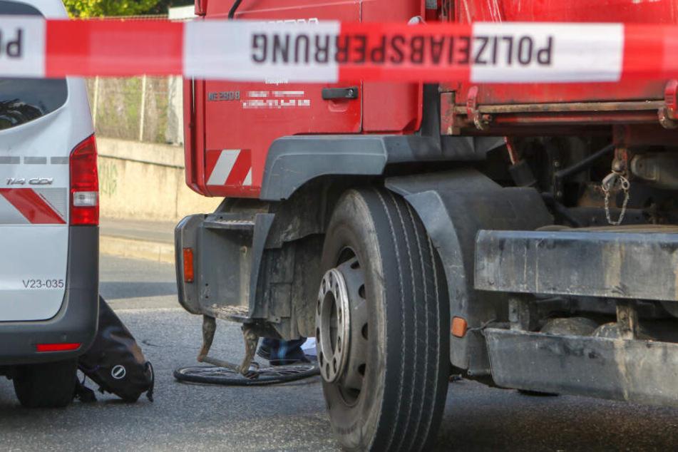 In Nürnberg ist es zu einem schrecklichen Verkehrsunfall gekommen.
