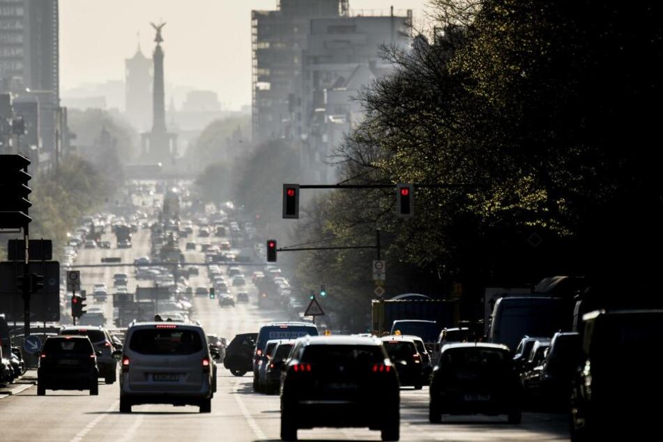 Großstädte wie Berlin könnten gefährlich für die Gesundheit sein und dumm machen.