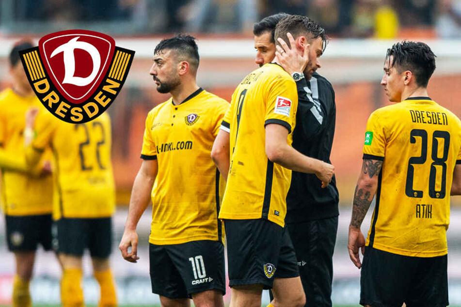 """Fiels Dynamo-Matchplan nicht umgesetzt: """"Um zu gewinnen, war's zu wenig"""""""