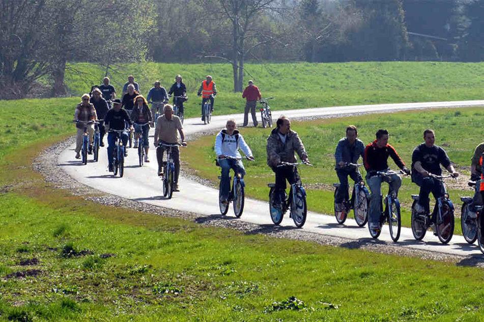 Chemnitz schloss beim letzten ADFC-Fahrradklima-Test im Städtevergleich mit Platz 14 von 39 ab.