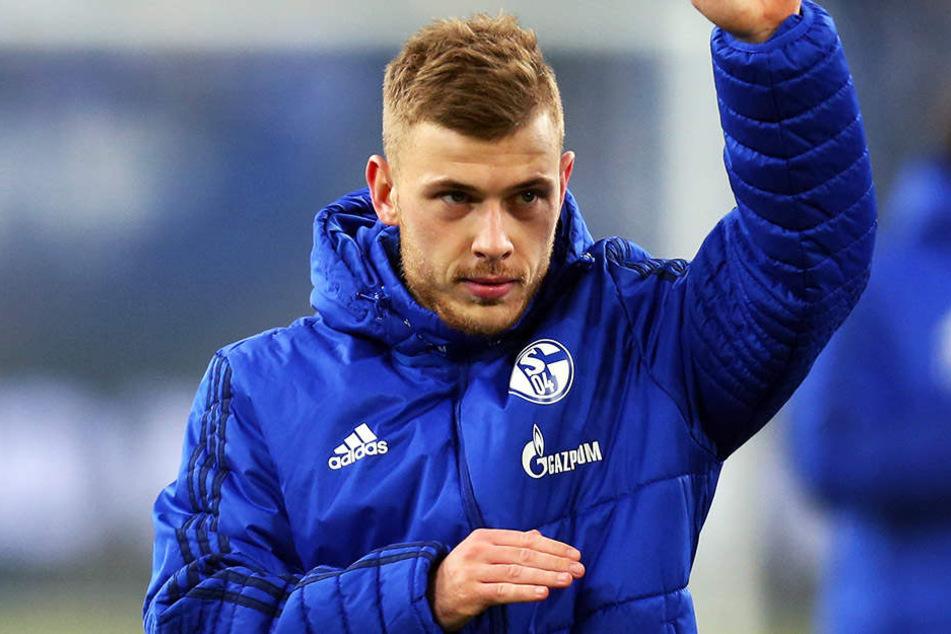 Ihn will die TSG Hoffenheim ablösefrei holen, wenn es in die Champions League geht: Max Meyer vom FC Schalke 04.