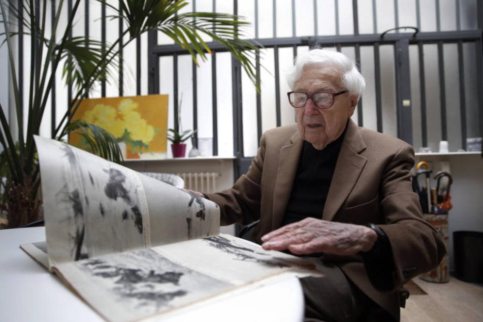 John Morris ist im Alter von 100 Jahren gestorben.