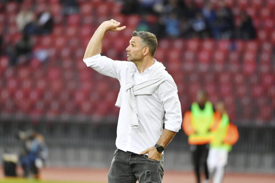 Tomislav Stipic war zuletzt ganze 34 Tage Trainer beim Grasshopper Club Zürich.