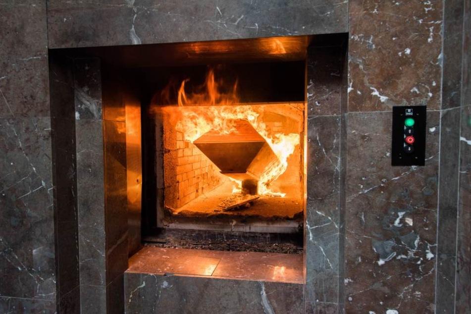 Viele Sachsen lassen ihre Verstorbenen in Tschechien verbrennen.
