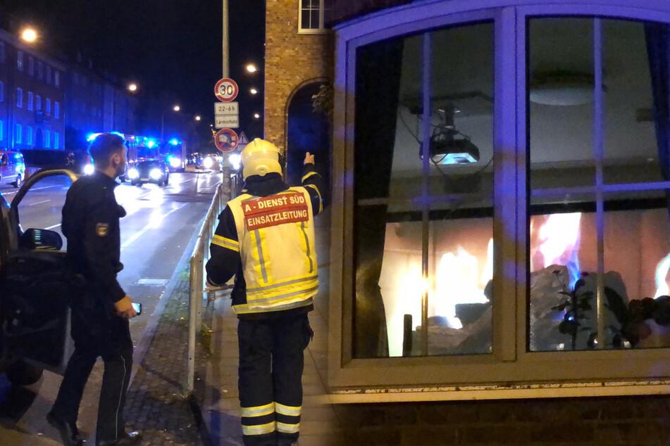 Feuerwehreinsatz wegen Wohnungsbrand! Oder doch nicht?