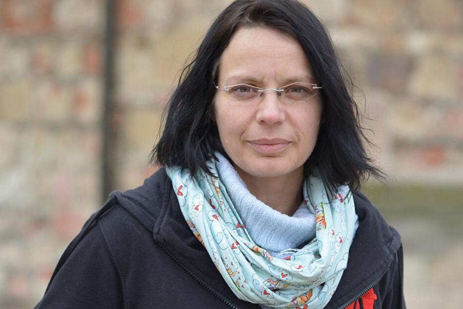 Kreiselternrätin Simone Lippert (43) will ein Bildungsforum in Chemnitz organisieren.