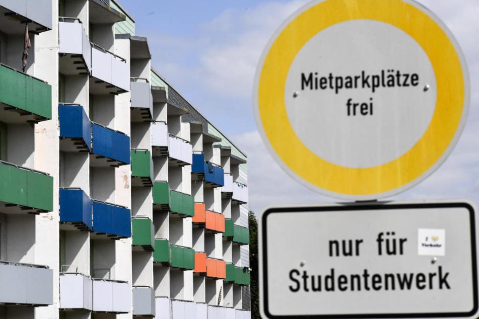 Die Auslastung der Wohnheime in Leipzig habe 2017 im Jahresdurchschnitt bei 98,2 Prozent gelegen.