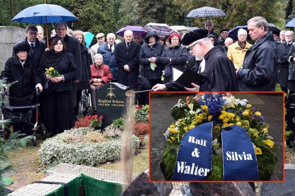Letzter Gruß der Monarchin: Cousin von Schweden-Königin Silvia beerdigt