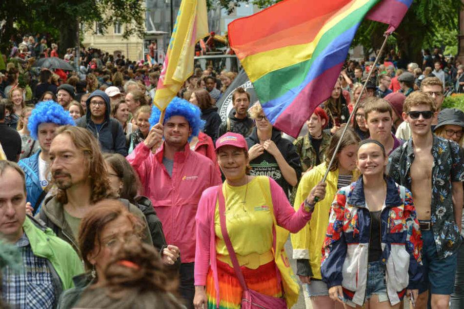 Die Veranstalter rechnen mit rund 6000 Demonstranten. (Archivbild)