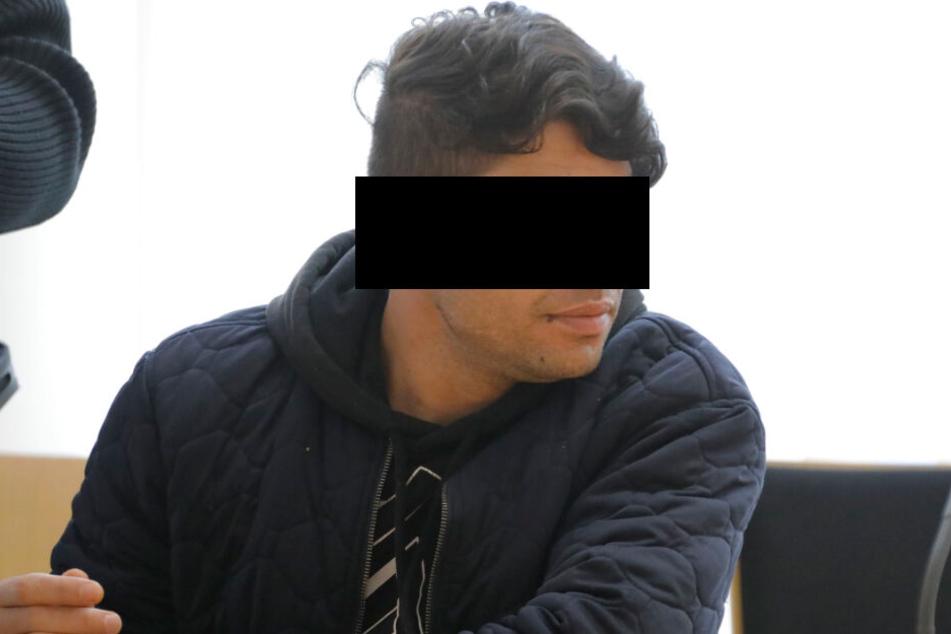 Brandstifter Besmullah M. (30) stammt aus Afghanistan, ist aber im Iran aufgewachsen.