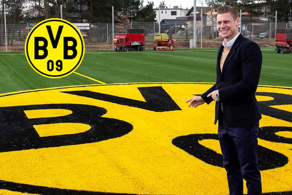 """Von wegen letzte Saison! BVB-Verteidiger Piszczek: """"Wir werden sehen"""""""